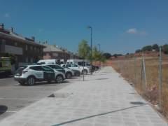 Guardia Civil en Arcas del Villar