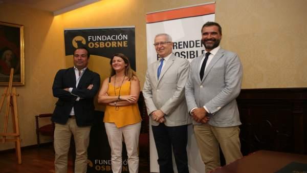 Presentación del proyecto 'Torolab' de UCA y Fundación Osborne