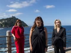 """Isabel Coixet, en San Sebastián: """"Cuando ruedas películas, el mundo no existe"""""""