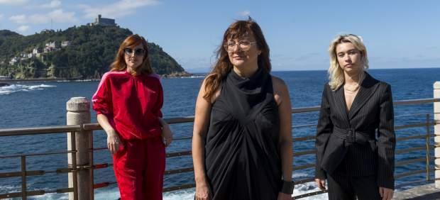 Isabel Coixet, en San Sebastián: