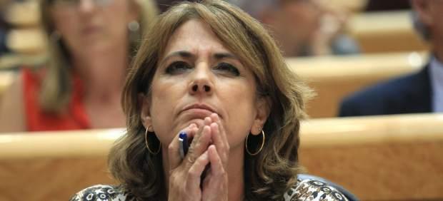 La ministra Delgado, reprobada por el Senado con la mayoría absoluta del PP