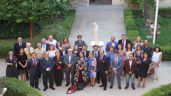 Encuentro de la Red de Cátedras de la UCAM