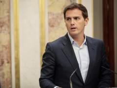 """Rivera: """"Solo veo virtudes en la candidatura de Valls"""""""