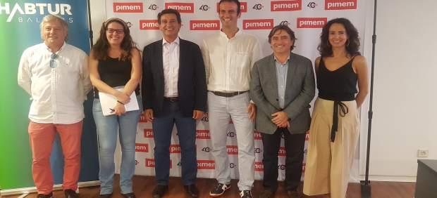 Company se reúne con Habtur y Pimem para abordar la regulación del alquiler turístico