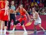 Marta Xargay, de la Selección española femenina de baloncesto.