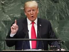 """Trump carga en la ONU contra Venezuela, Irán y el """"gobierno global"""""""
