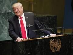 Risas en la ONU ante las exageraciones de Trump en su discurso