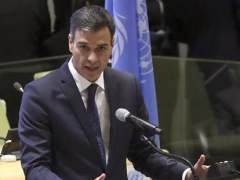 """Sánchez dice estar """"tranquilo"""" y afirma que no habrá una crisis de Gobierno"""