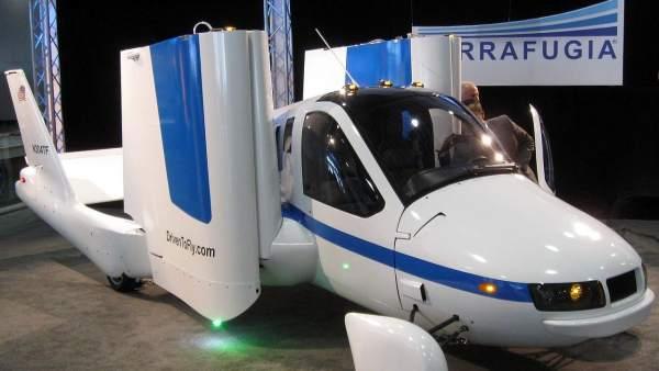 El primer coche volador del mundo se venderá en octubre