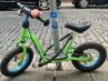 La sorpresa a un niño en el lugar donde aparca su bicicleta todos los días