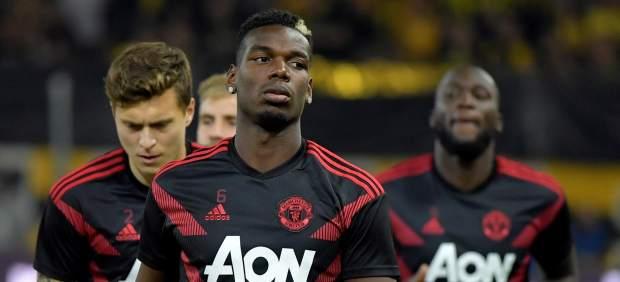 Paul Pogba, el nuevo incendio interno de Mourinho