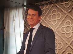 La plataforma de Manuel Valls se llamará 'Barcelona, capital europea'