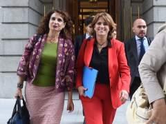 La ministra de Justicia suspende su agenda para esta tarde