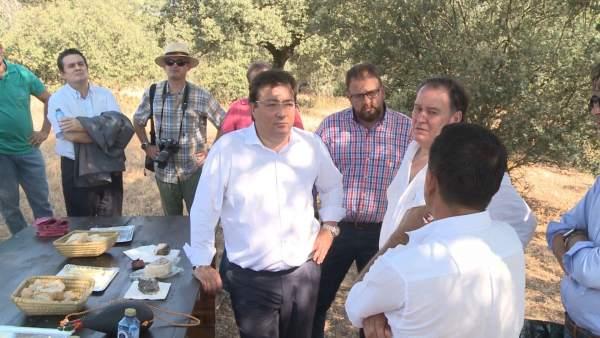 Vara inaugura 'Gastro Dehesa'