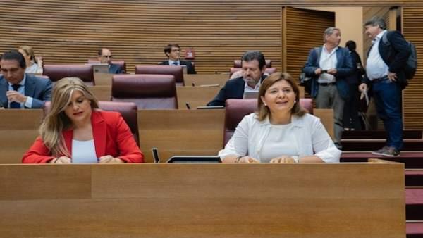 """Bonig creu que Puig """"no deixa caure Rodríguez"""" per """"tacticisme electoral"""""""