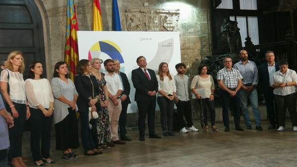"""Institucions valencianes guarden silenci davant l'""""incomprensible"""" crim de Castelló: """"Cada mort és un fracàs"""""""