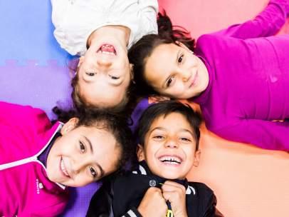 Programa contra la pobreza infantil de Fundació La Caixa
