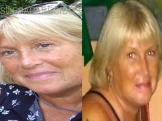 Sara Silva Alonso, desaparecida en Monterrei.
