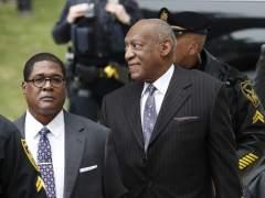 Bill Cosby, de risas en el tribunal
