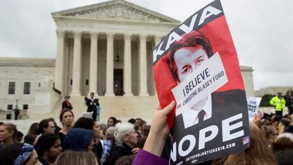 Protesta contra Brett Kavanaugh