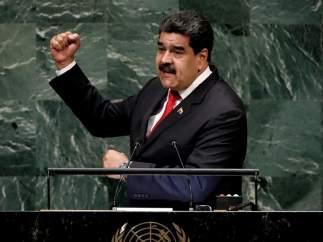 Nicolás Maduro, en la ONU