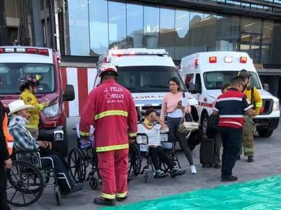 Heridos durante turbulencias en un vuelo