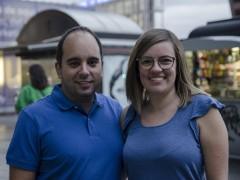 Mireia y Gonzalo, una historia de amor sordo