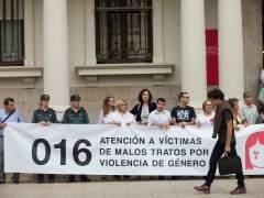 Leve descenso de las denuncias por violencia de género interanual y ascenso de las condenas a los maltratadores