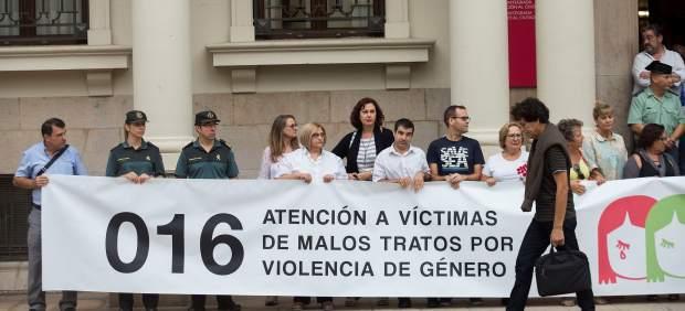 Leve descenso de las denuncias por violencia de género interanual y ascenso de las condenas a los ...