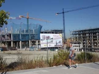 Promoción de viviendas nuevas en El Cañaveral