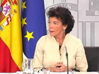 Celáa asegura que depende de independentistas avanzar en conflicto catalán