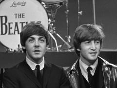 Paul McCartney y John Lennon
