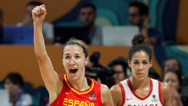 España se clasifica a semifinales del Mundial tras secar a Canadá ...
