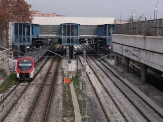 Estación de Villaverde Bajo