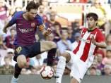 Messi y San José