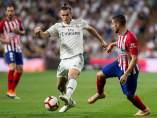 Gareth Bale contra el Atlético de Madrid.