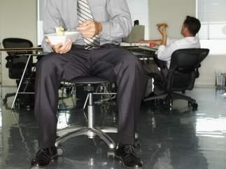 Zona de descanso en empresas