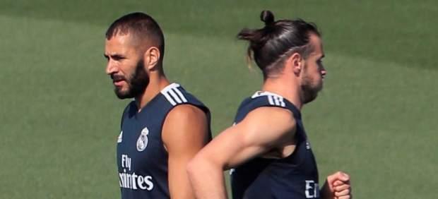 Bale se sigue dosificando tras su viaje a Gales y se entrena en el gimnasio