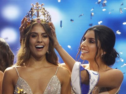 'Rumbo a Miss Universo'