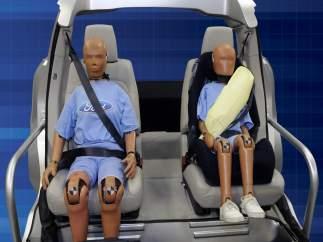 Cinturón De Seguridad Hinchable De Ford