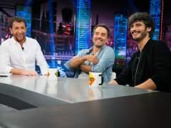 Daniel Guzmán y Antonio Pagudo en 'El hormiguero'.