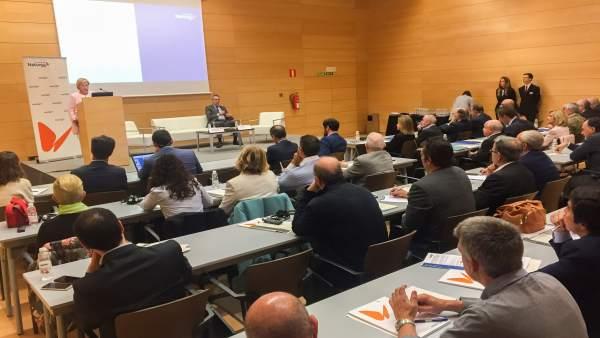 González Menorca en Seminario Gas Natural