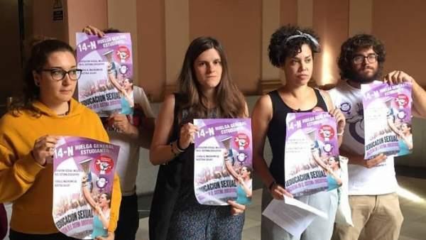 Huelga contra el machismo en las aulas