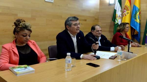 Luis Ángel Fernández, presidente Mancomunidad de Municipios Campo de GIbraltar