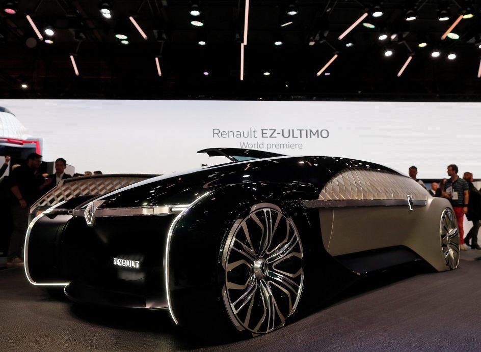 half off 41dcf 70d35 Un futuro de cero emisiones. El nuevo modelo ...