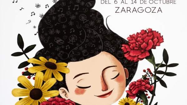 Cartel de las Fiestas del Pilar 2018 'La Pili'