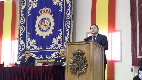 García-Page en los Ángeles Custodios