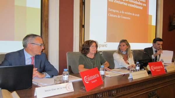 Presentación en Zaragoza de la 'Radiografía del Tercer Sector Social en España'