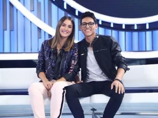 Sabela y Alfonso, de 'OT'