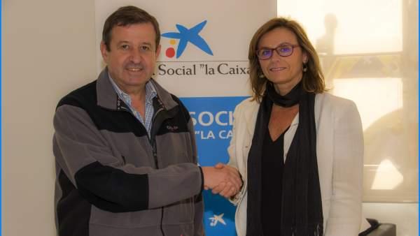 La Caixa contribuirá a mejorar el refugio de Góriz, en Ordesa